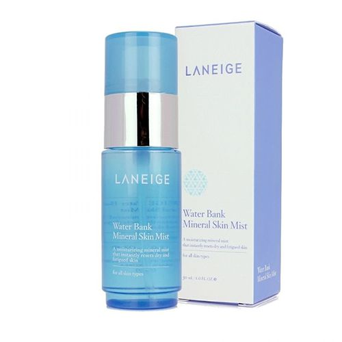 CHAI XỊT KHOÁNG LANEIGE WATER BANK MINERAL SKIN MIST