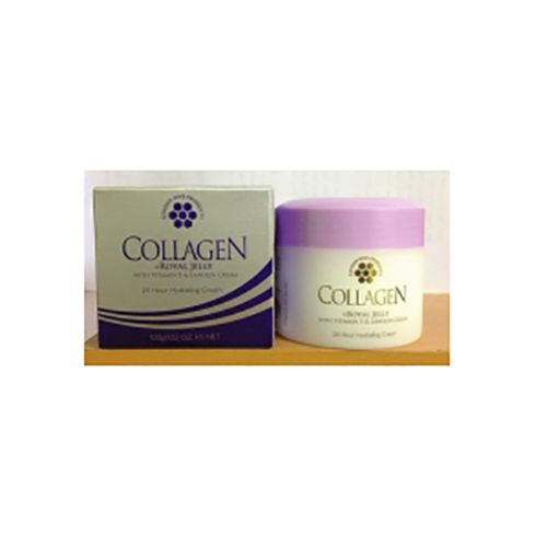 KEM DƯỠNG DA COLLAGEN ROYAL JELLY CLG 01
