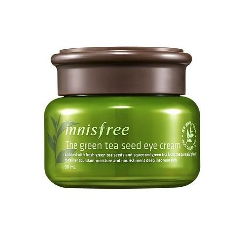 KEM DƯỠNG MẮT THE GREEN TEA SEED EYE CREAM INNISFREE