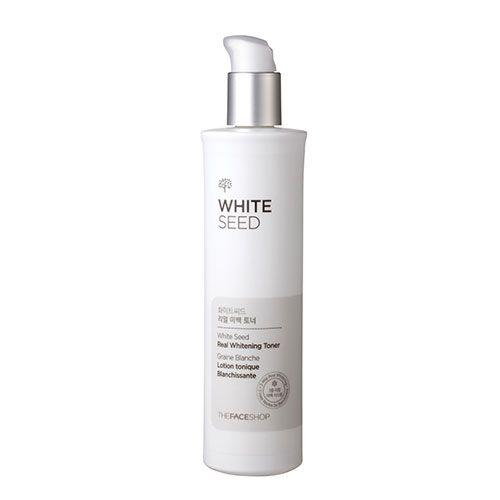 NƯỚC HOA HỒNG DƯỠNG TRẮNG DA WHITE SEED REAL WHITENING TONER