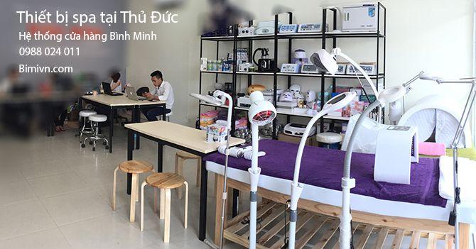 Thiết bị spa tại Thủ Đức TP HCM | Bimi Store